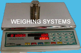 electronic weighing systems and presicion measurement